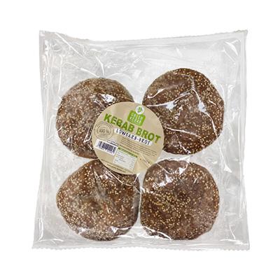 GREEN KEBAB Eiweiß-Brot 4x105g Beutel
